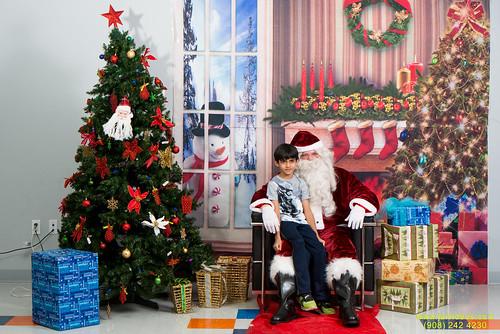 Santa at Teecs-75