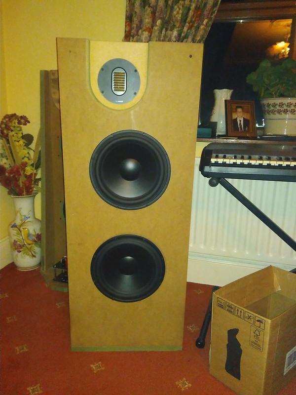 Open Baffle Speaker build - Tír Na HiFi