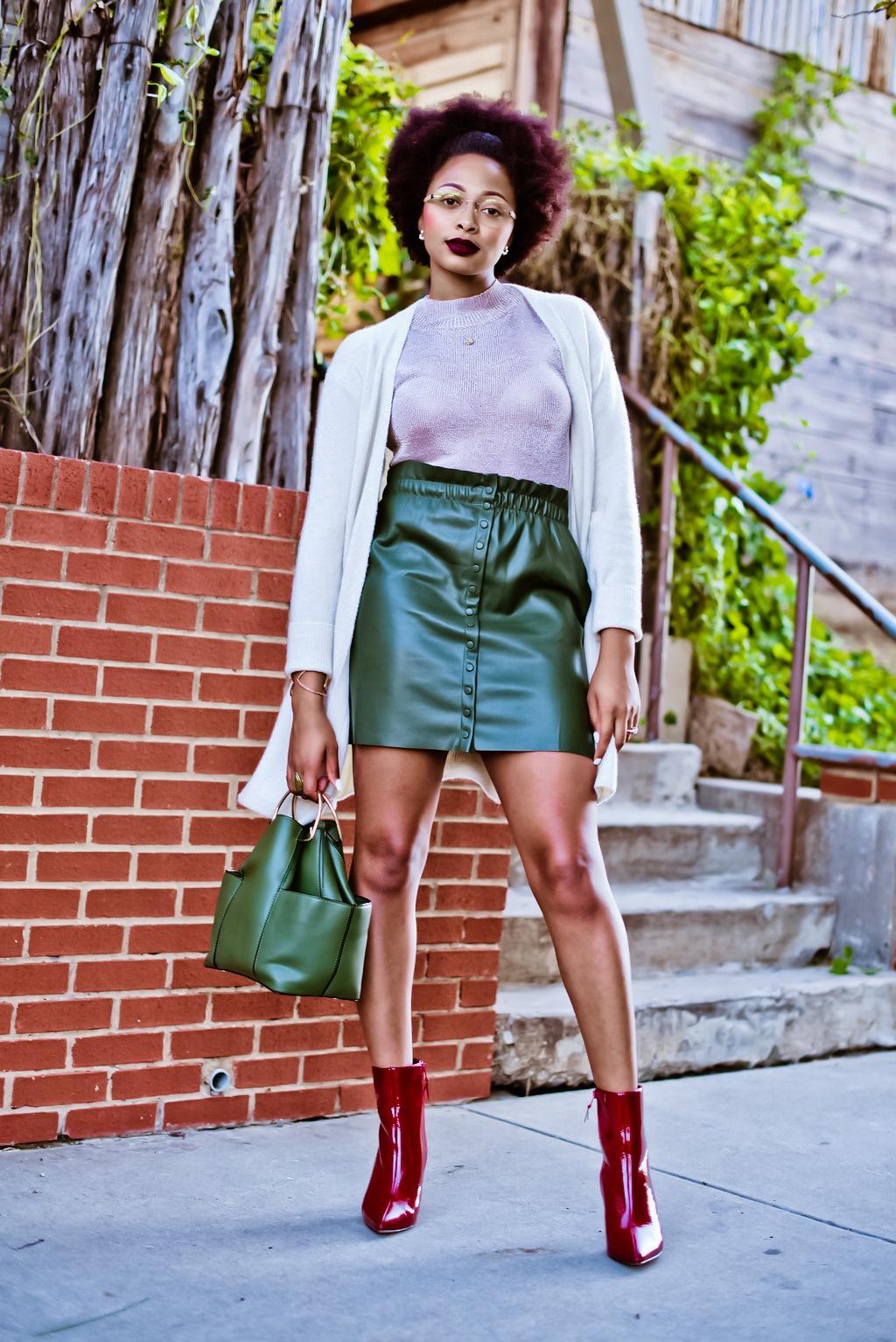 Dallas street style blogger
