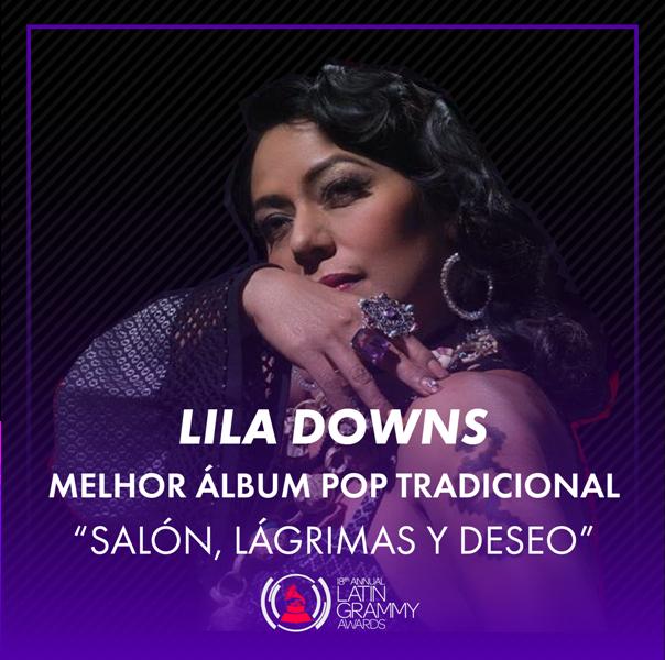 Lila Grammy