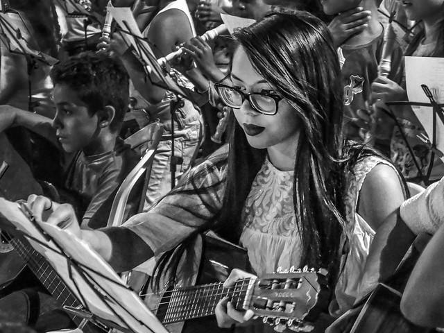 2016 - Mostra das Flautas, Violões e da Bandinha