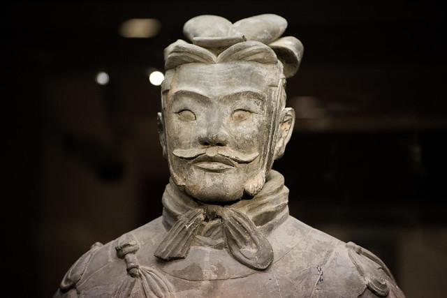 The Terracotta Warriors - Xi'an