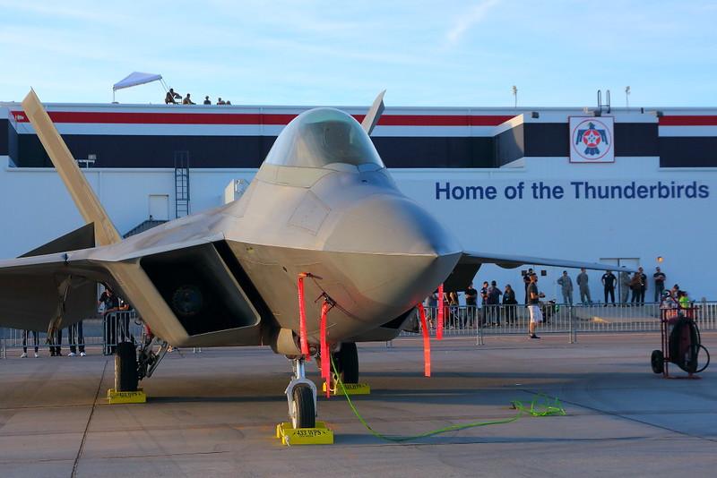 IMG_9958 F-22A Raptor, Nellis AFB