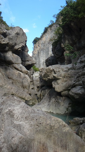 Erzen canyon