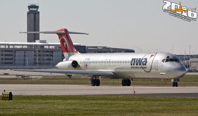 Northwest Airlines | McDonnell Douglas | DC-9-51 | N776NC | F/N:9867 | S/N:47786 | L/N:905