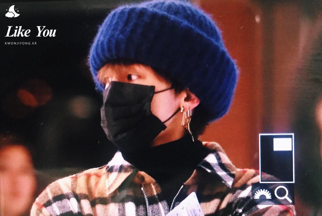 BIGBANG via likeyou_GD - 2017-11-25 (details see below)