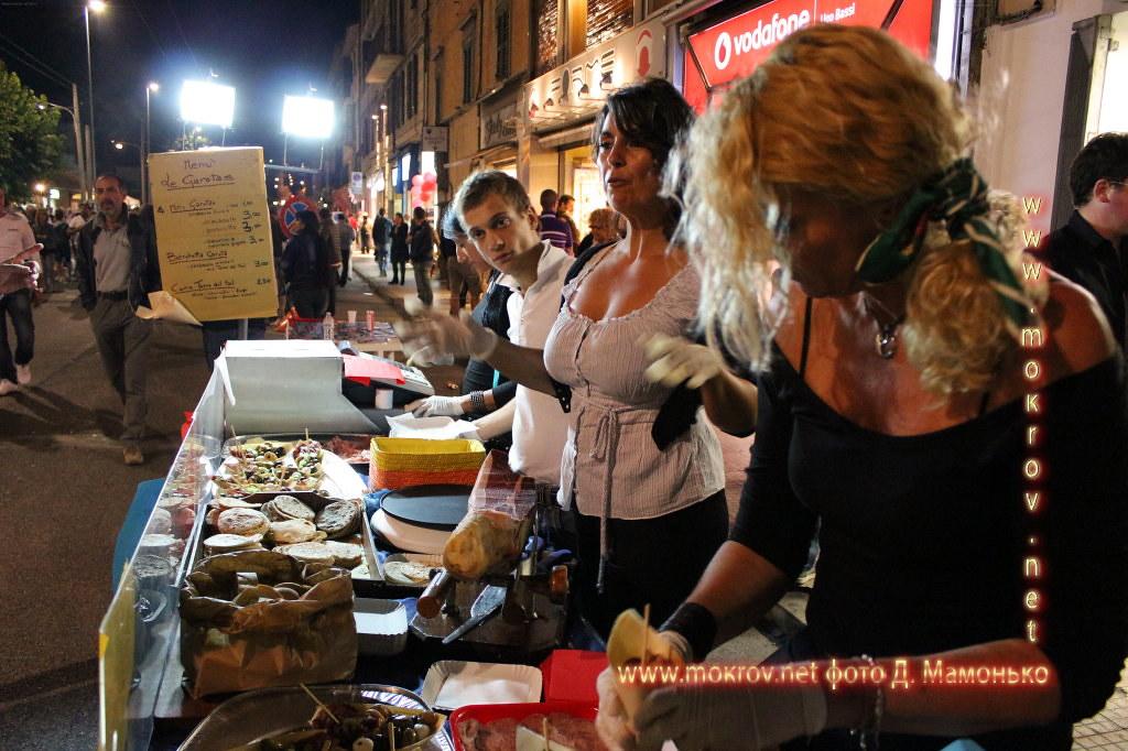 Анкона — город-порт в Италии фотографии