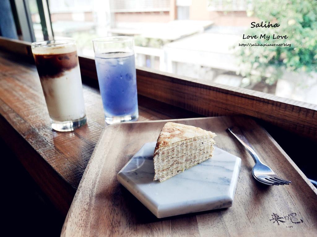 大安站森林公園站附近咖啡館來吧cafe (3)