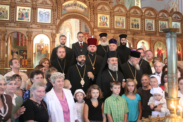 Wizyta delegacji Cerkwi Cypru