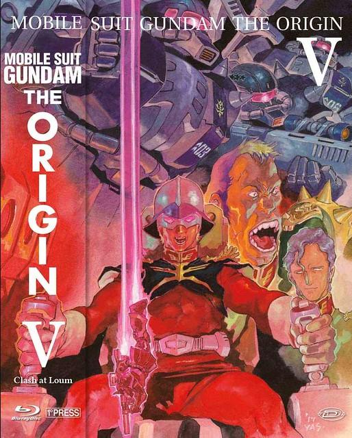 Mobile Suit Gundam The Origini V: Clash At Loum