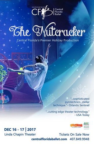 Central Florida Ballet's NUTCRACKER 2017