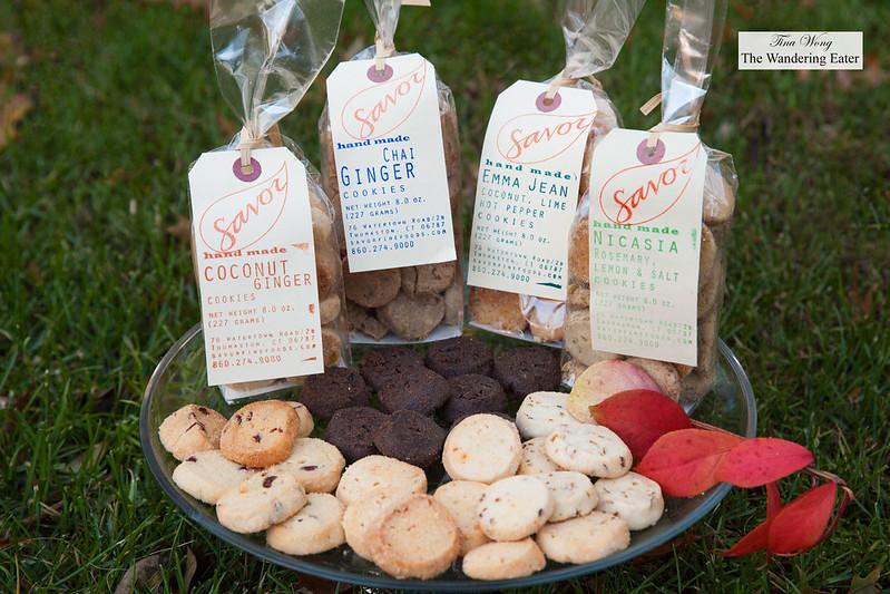 Savor Fine Foods Shortbread Cookies