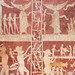 Ladder of Salvation | Chaldon Mural | Doom Painting | Church of St Peter and St Paul | Chaldon-20
