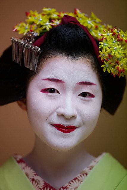 Maiko #3 [ Kyoto ~ Japon ]