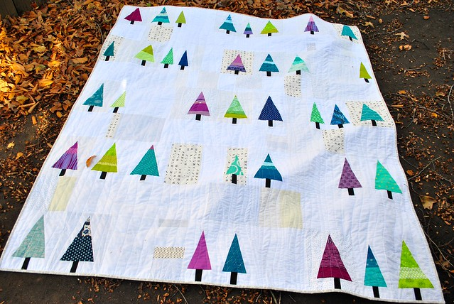 Winter Woods Quilt