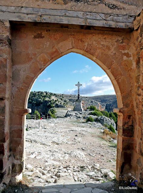 Ermita de San Frutos y Monasterio de la Hoz en las Hoces del Duratón 11 (2)
