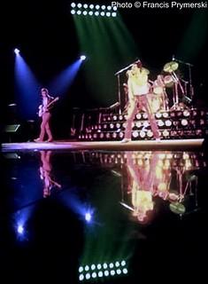 Queen live @ Strasbourg - 1980