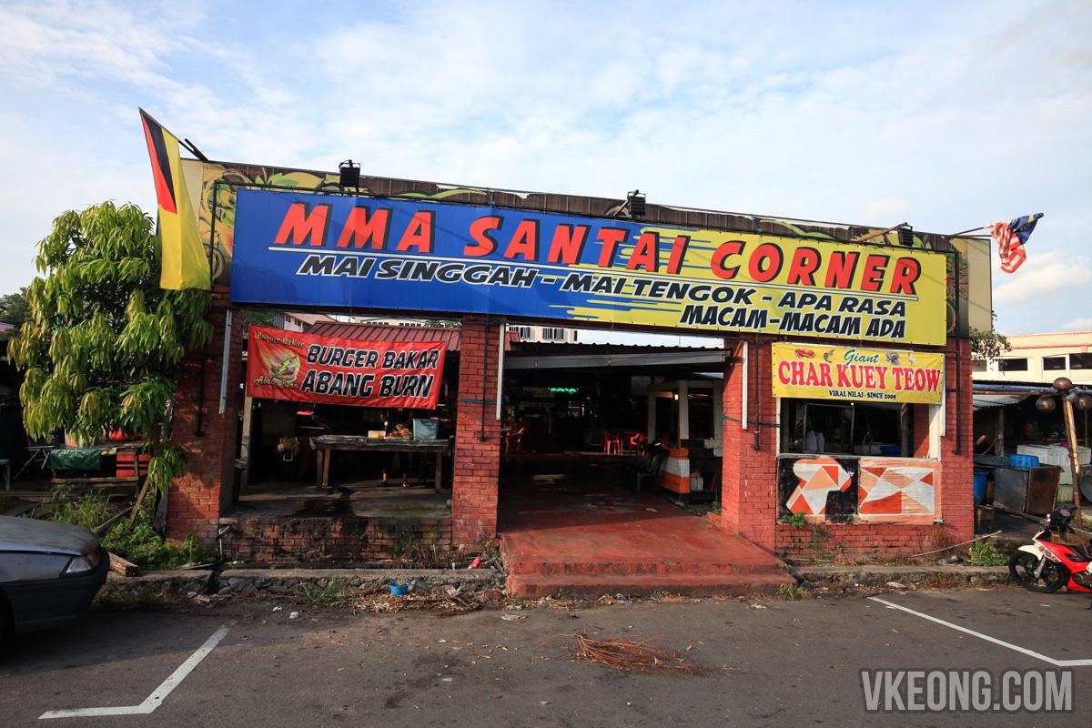 MMA-Santai-Corner-Nilai