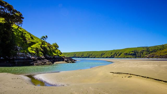 Banks Peninsula - New Zealand