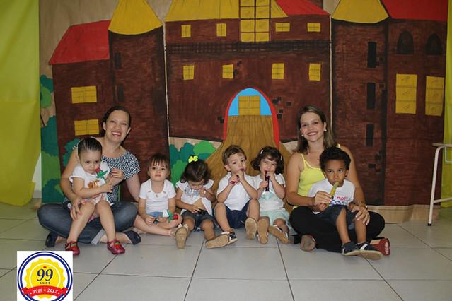 Mini maternal - Projeto - Contos de Fadas