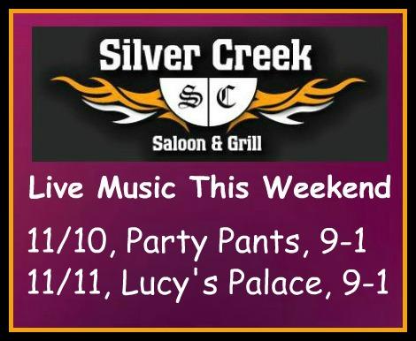 Silver Creek Poster 11-10-17