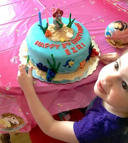 Ezri's 3rd Birthday