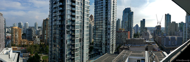 Canada: Vancouver Yaletown highrise