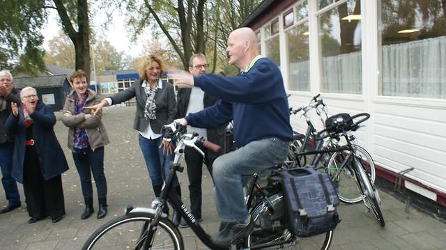 Opening BikeStop 't Varvik