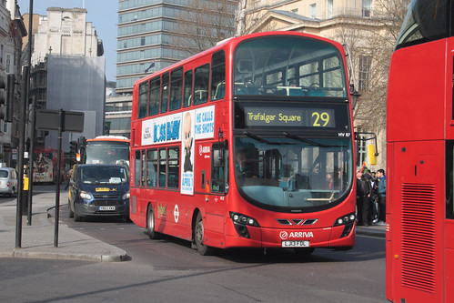 Arriva London HV87 LJ13FDL