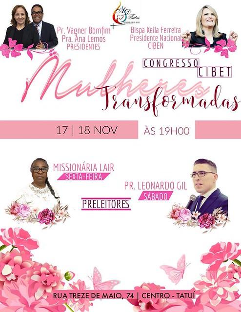 EVENTOS GOSPEL MÊS 11 & 12/2017