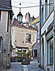 Une ruelle mediévale