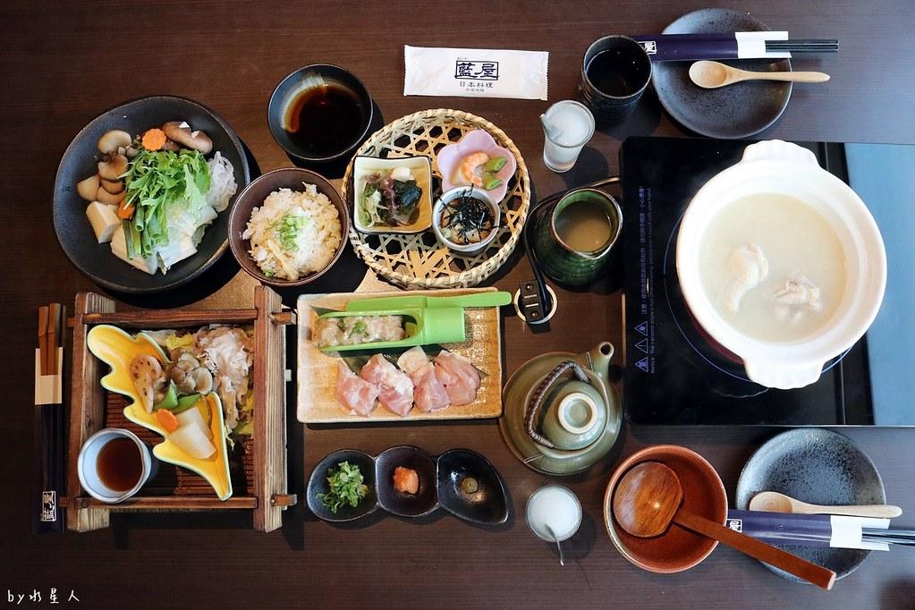 38327394146 18f71b3d47 b - 熱血採訪|藍屋日本料理和風御膳,暖呼呼單人火鍋套餐,銷魂和牛安格斯牛肉鑄鐵燒