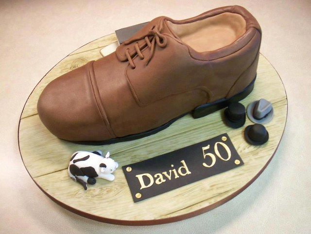 Cake by West End Cakes