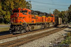 BNSF 9174 | EMD SD70ACe | NS Memphis District