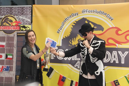 Australia steps forward. 3rd award of COP #COP23 Day 8 #FossiloftheDay IMG_2438