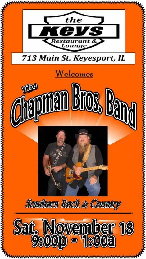 Chapman Bros 11-18-17