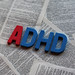 Small photo of ADHD