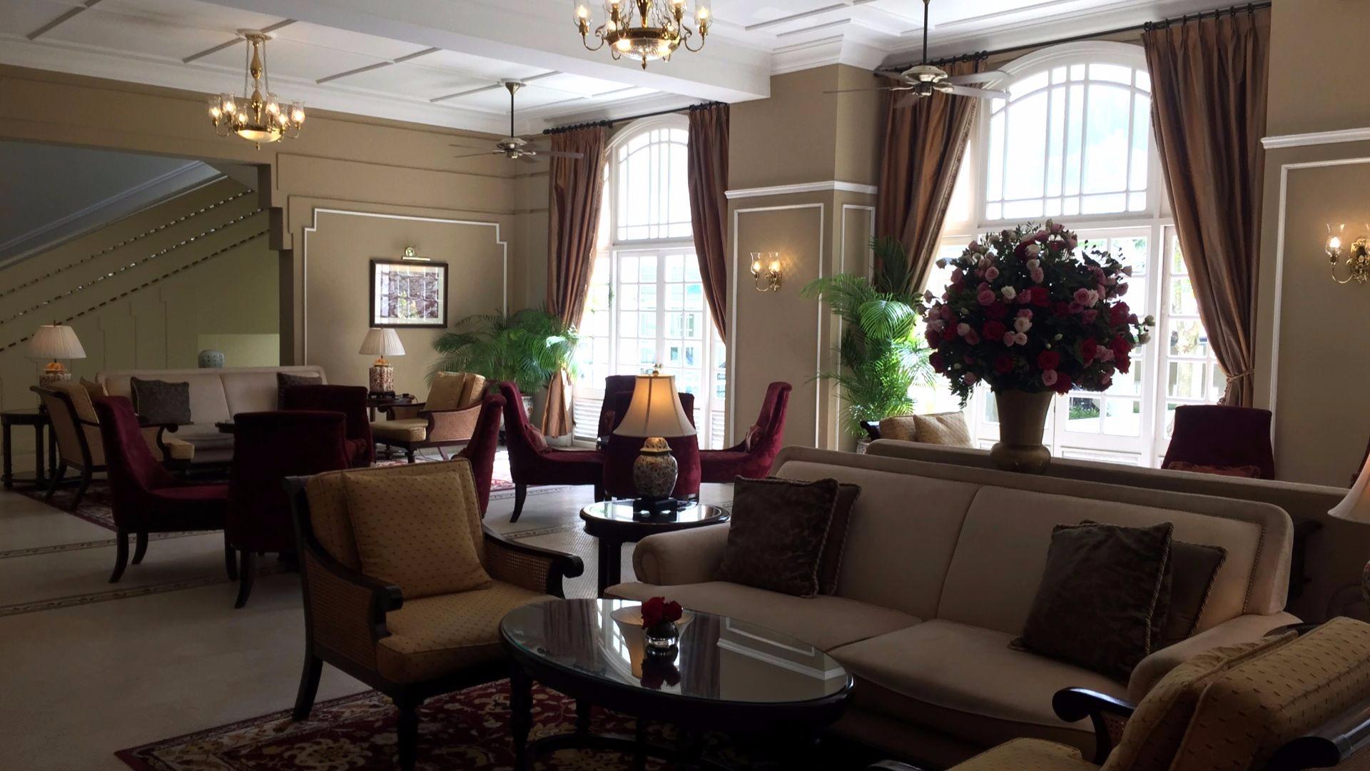 Hotel review: Majestic Hotel in Kuala Lumpur