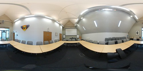 Conference Rooms - Horobin Room Boardroom Style