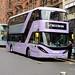 Nottingham City Transport 421 - YP17 UGM (Scania N280UD CNG/Alexander Dennis Enviro 400 City)