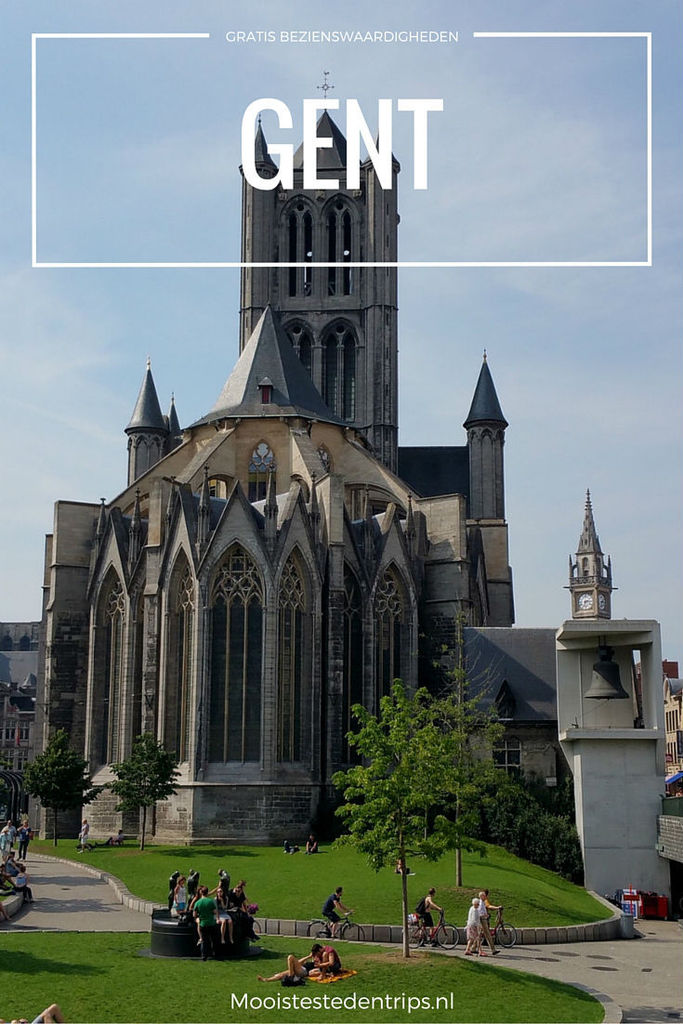 Gratis bezienswaardigheden in Gent | Mooistestedentrips.nl