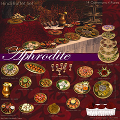 Aphrodite Hindi buffet gacha