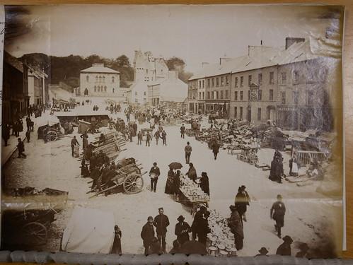 Dungannon market