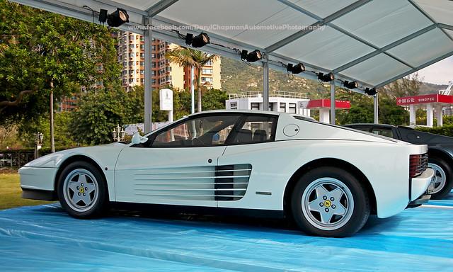 Ferrari, Testarossa, Tuen Mun, Hong Kong