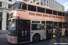 Wrightbus NRM NBFL - LTZ 1004 - LT4 - Bumble - Victoria 38 - Arriva London - London 2017 - Steven Gray - IMG_5607