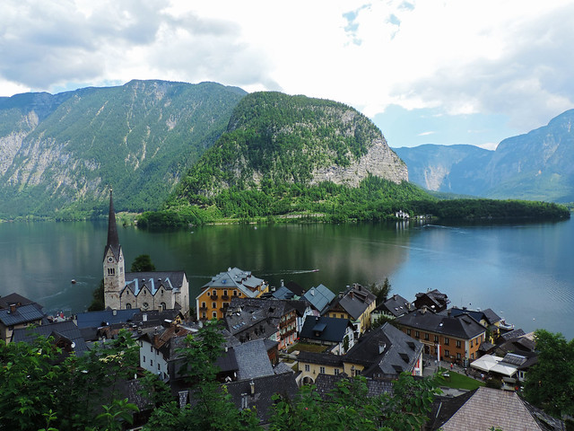 Best Photos Of 2017: Hallstatt, Austria