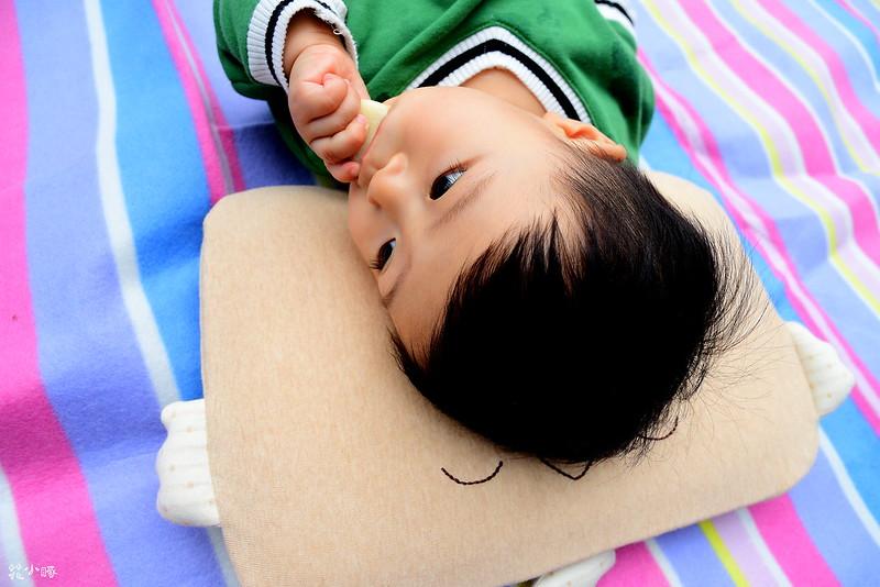 頭型枕mimos頭型枕cani嬰兒顧頭型枕頭防扁頭嬰兒枕cani枕頭cani air wave枕頭價格 (30)