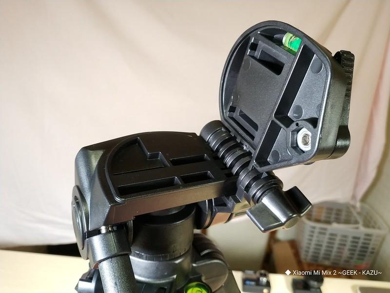 楽天で人気の大型カメラ三脚 (17)