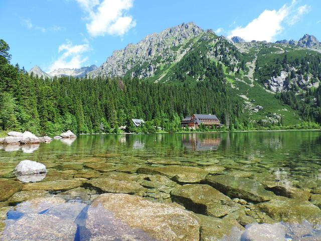 Best Photos Of 2017: Lake Poprad, High Tatras