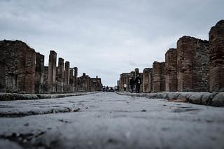 Calles Pompeya
